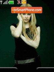 Avril theme screenshot