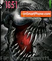 Evil Death theme screenshot