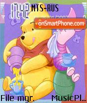Pooh 7 es el tema de pantalla