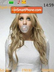 Amanda bynes theme screenshot