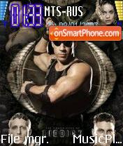 The Chronicles of Riddick 3 troll88 es el tema de pantalla