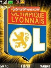 Olympique Lyonnais es el tema de pantalla