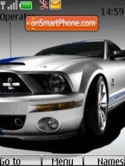 FordSport tema screenshot