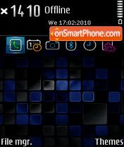 Mosaic Mad 2.03 3rd theme screenshot