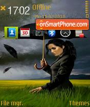 Rainy Day 01 theme screenshot