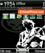 Offspring v2 theme screenshot