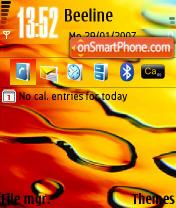 Drops V2 es el tema de pantalla