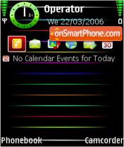 Magic Color theme screenshot
