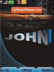 John Name es el tema de pantalla