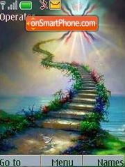 Road to paradise theme screenshot