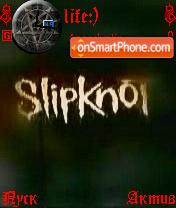 Slipknot2 es el tema de pantalla
