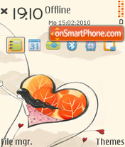 Find the Love 01 theme screenshot