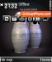 Скриншот темы Mt mummy