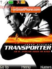Transporter Theme theme screenshot