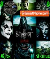 Slipknot3 es el tema de pantalla