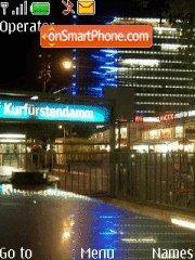 Berlin theme screenshot