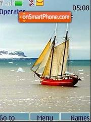 Sail02 theme screenshot
