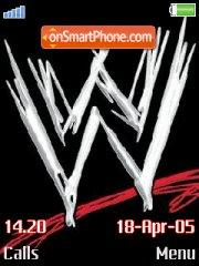 World Wrestling Entertainment es el tema de pantalla