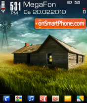 Alone House by Altvic theme screenshot