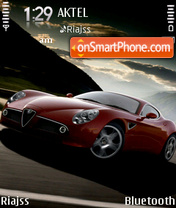 Alfa-Romeo-9 by riajss theme screenshot