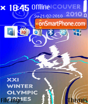 Vancouver Olympic 2 01 theme screenshot