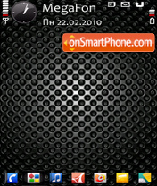Black by Altvic tema screenshot