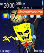Spongebob 15 es el tema de pantalla