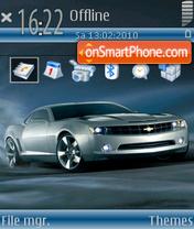 Camaro 05 es el tema de pantalla