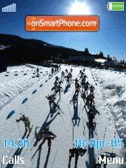 Biathlon 2010 es el tema de pantalla