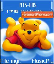 Pooh6 theme screenshot
