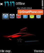 Скриншот темы Logo 01