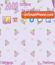 Grape fp1 es el tema de pantalla