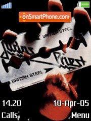 Judas Priest es el tema de pantalla