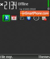NC Green theme screenshot