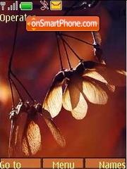 Скриншот темы Branch