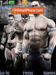 Wwe 2010 theme screenshot