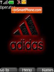 Adidas 42 theme screenshot