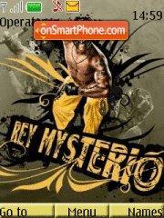 Rey Mysterio 01 theme screenshot