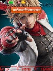 Leo Tekken theme screenshot