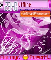 Purple Heart 01 es el tema de pantalla