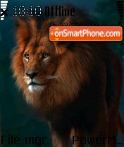 The King 04 es el tema de pantalla