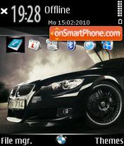 BMW 06 es el tema de pantalla