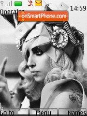 Lady gaga - telephone theme screenshot