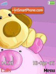 Dog tema screenshot
