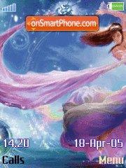 Fairytale theme screenshot