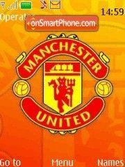 Man Utd theme screenshot