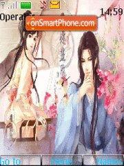 Japanese Love es el tema de pantalla