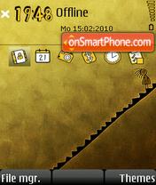 Up 01 es el tema de pantalla