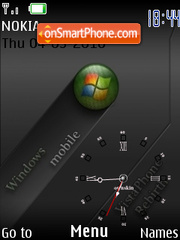 Windows Mobile 2011 Theme-Screenshot
