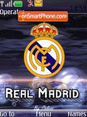 Real madrid 2020 theme screenshot